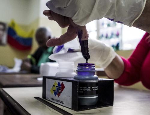 Sobre os resultados das eleccións lexislativas venezolanas de 2015