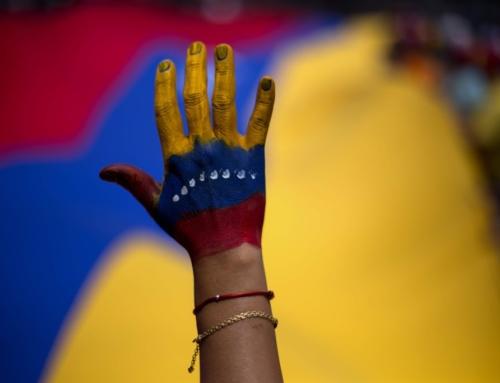Sempre coa Venezuela Bolivariana