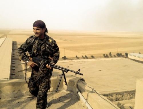 Sobre a ocupación turca de Afrin