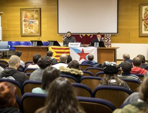 Así se falou da actualidade e do futuro inmediato da Catalunya en Compostela, na Coruña e en Ourense