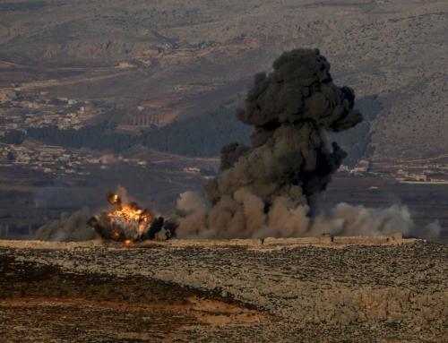 Douma, terreo de xogo do imperialismo e manipulación mediática