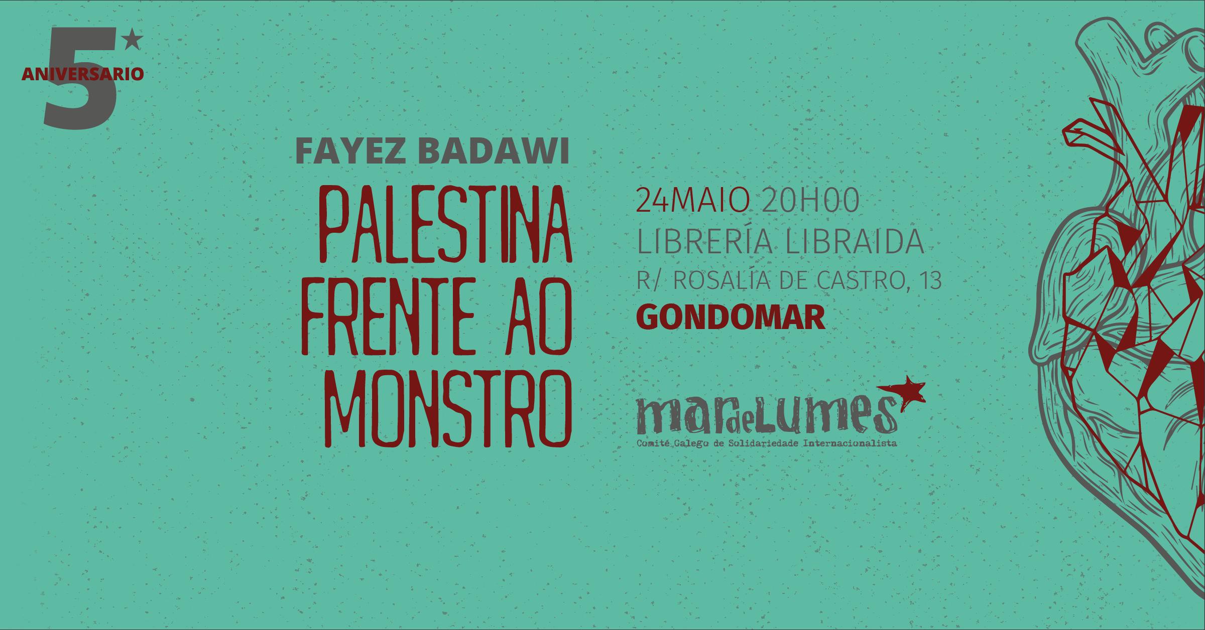 Palestina frente ao monstro