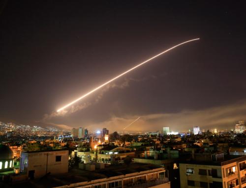 Mar de Lumes condena a nova agresión imperialista contra Siria