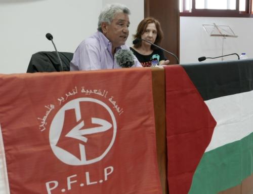 #5anosMarDeLumes: Palestina frente ao monstro
