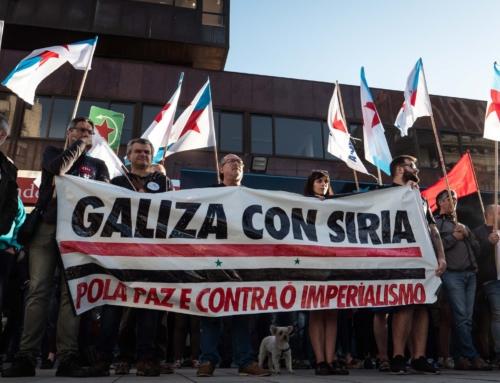 Non a unha nova agresión imperialista contra Siria!