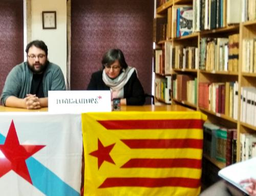Mireia Boya: A nosa república é esencial para conquistar dereitos sociais