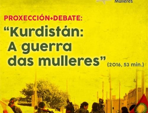 «Kurdistan: a guerra das mulleres»