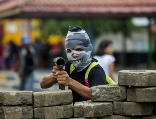 Nicaragua volta aos mapas
