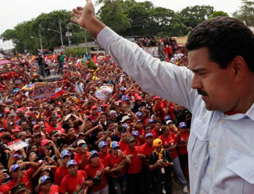 Solidariedade galega coa República Bolivariana de Venezuela e en apoio do seu Presidente lexítimo, Nicolás Maduro.