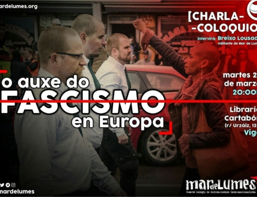 Crónica do acto sobre o auxe do fascismo en Europa