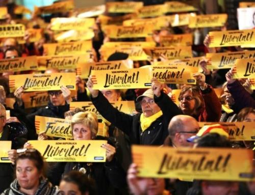 Manifesto sobre a sentenza do TS no xuízo aos presos políticos cataláns
