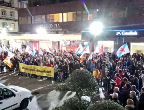 Desde Galiza, solidariedade, amnistía e autodeterminación
