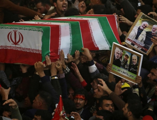 Contra as guerras imperialistas, fóra os EUA de Oriente Medio!