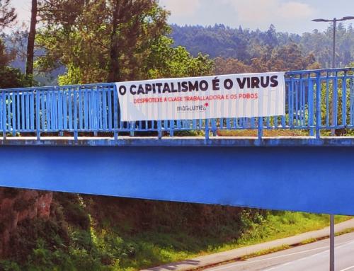 O capitalismo é o virus