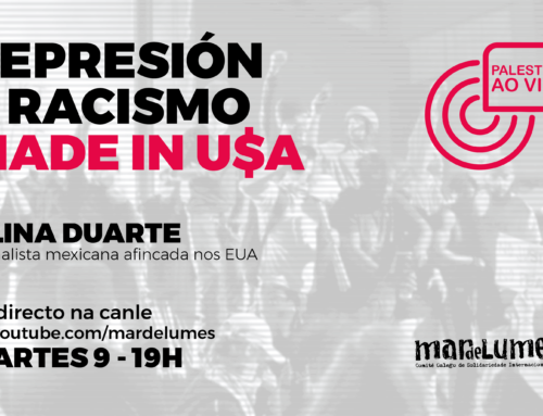 Represión e racismo Made in U$A